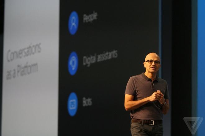Tong hop Microsoft Build 2016: Tri tue nhan tao len ngoi hinh anh 1