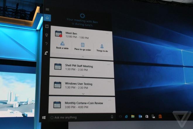Tong hop Microsoft Build 2016: Tri tue nhan tao len ngoi hinh anh 4