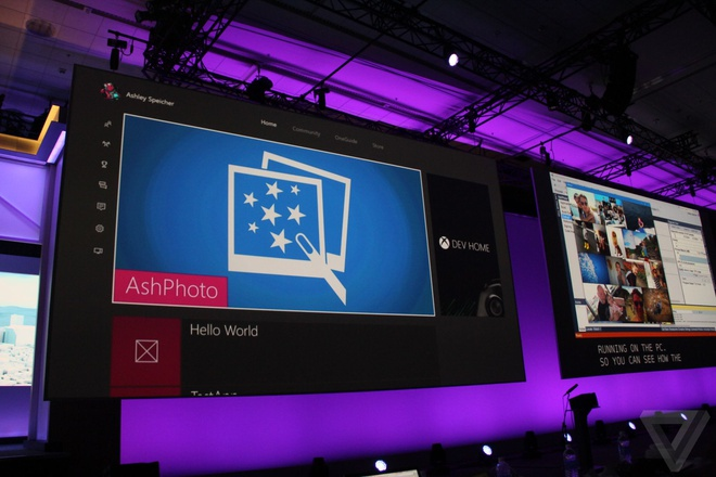 Tong hop Microsoft Build 2016: Tri tue nhan tao len ngoi hinh anh 9