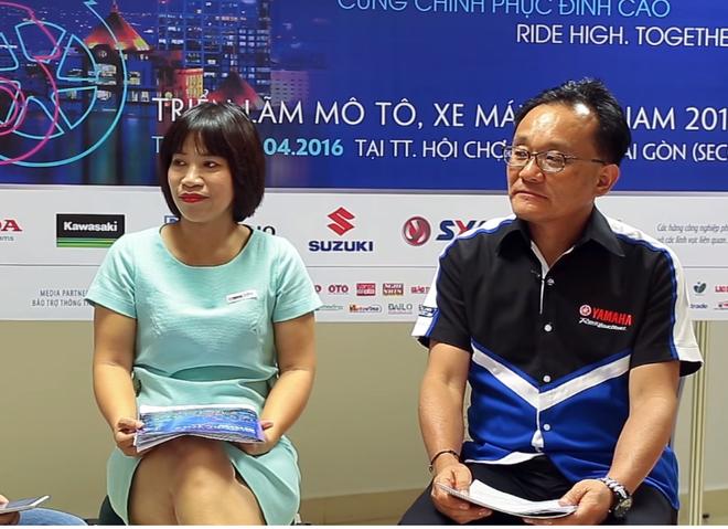 TGD Yamaha VN: 'Cam xe may se khong han che duoc ket xe' hinh anh