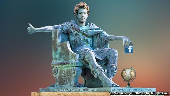 Facebook va tham vong de vuong hinh anh