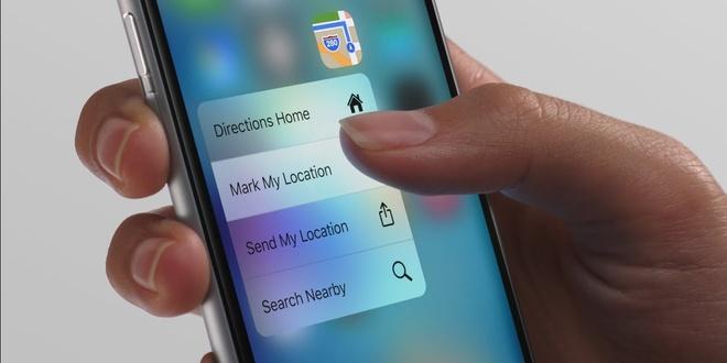 Android N se ho tro tinh nang tuong tu 3D Touch hinh anh 1