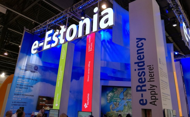 Estonia thu nghiem chuong trinh chung minh thu dien tu hinh anh