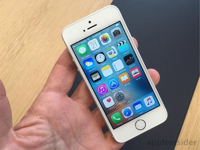 Apple di nguoc xu huong man hinh lon voi iPhone SE hinh anh
