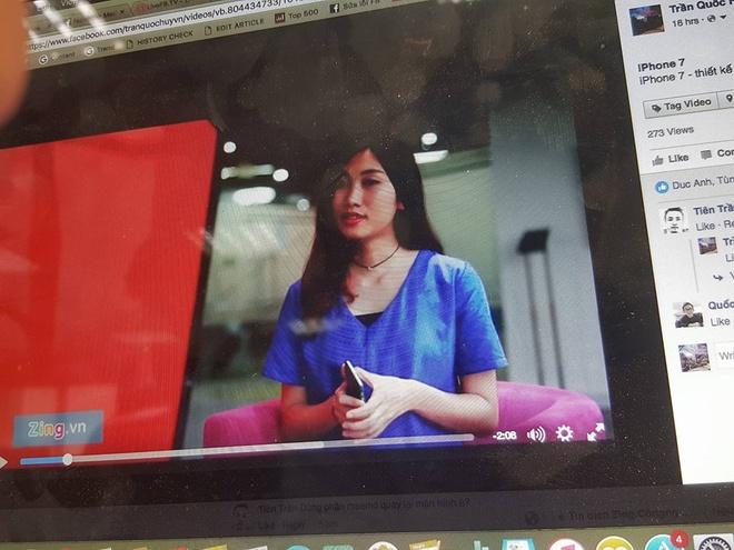 Cach live video tren Facebook bang may tinh hinh anh