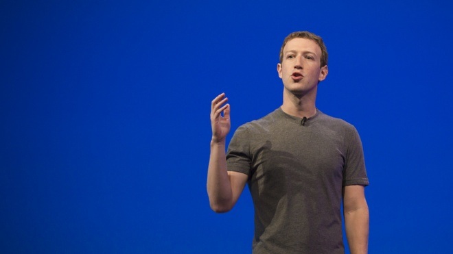 Mark Zuckerberg nhan luong 1 USD moi nam hinh anh