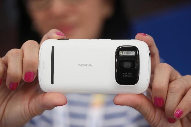 Tin don Samsung phat trien cam bien camera khong lo hinh anh 2
