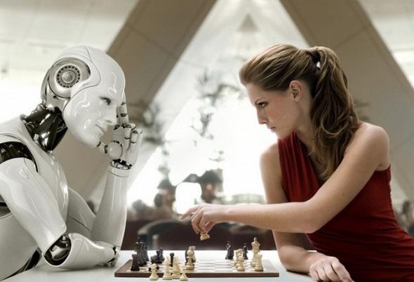Con nguoi co the cuoi robot lam vo? hinh anh 2