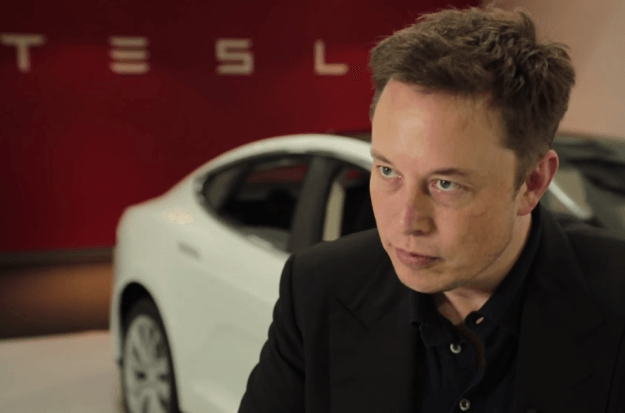 Elon Musk tuyen chien voi nganh cong nghiep dau khi hinh anh