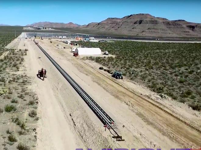 Hyperloop nhan 80 trieu USD tien dau tu hinh anh 1