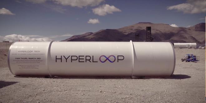 Hyperloop nhan 80 trieu USD tien dau tu hinh anh 2