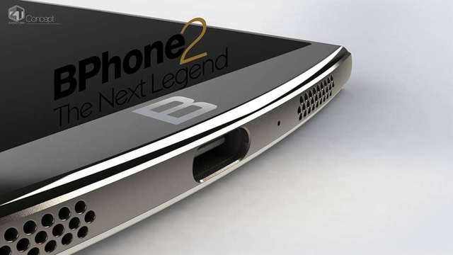 Bphone 2 co cam bien van tay 3D truoc iPhone 7? hinh anh
