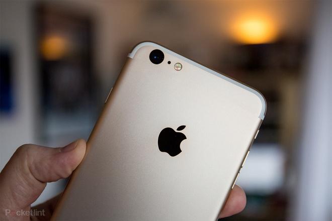 Anh duoc cho la iPhone 7 mau vang, camera khong doi hinh anh 2