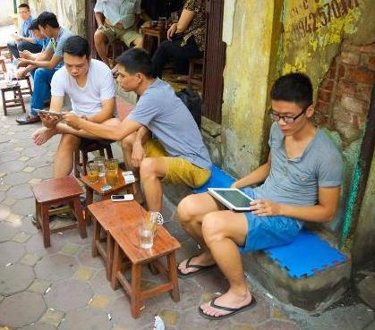 'Thi truong Internet Viet Nam nang dong nhat the gioi' hinh anh