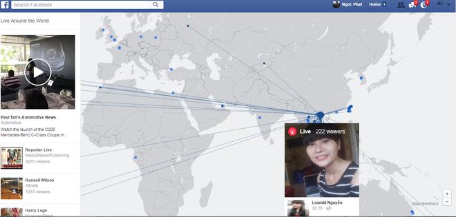 Ban do Live Facebook xuat hien tai Viet Nam hinh anh 3