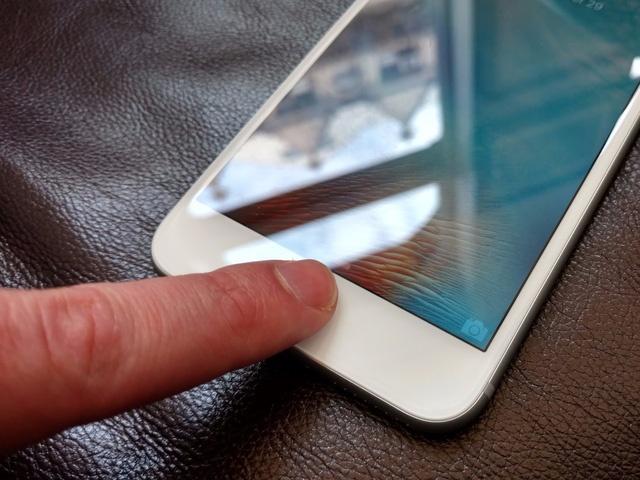 iPhone 7 khong the thay doi hinh anh