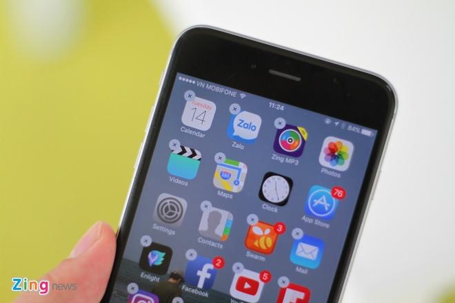 Dung thu iOS 10 beta tren iPhone o Viet Nam hinh anh