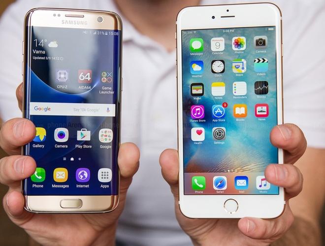 Hai loi nghich cua Apple va Samsung hinh anh