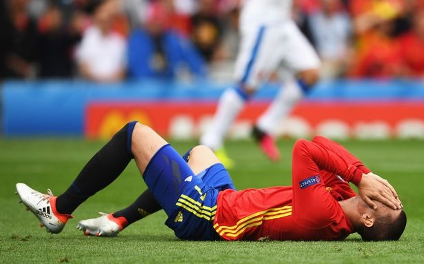 Tay Ban Nha tai Euro 2016: Noi lo cua nha vo dich hinh anh