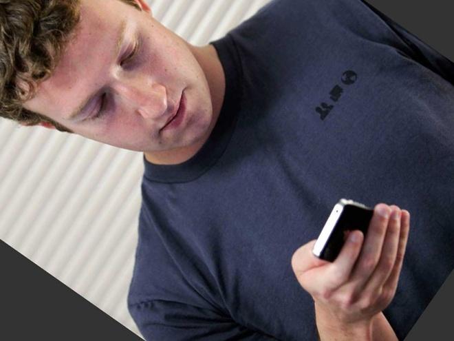 Mark Zuckerberg chi xem Facebook vai phut moi sang hinh anh