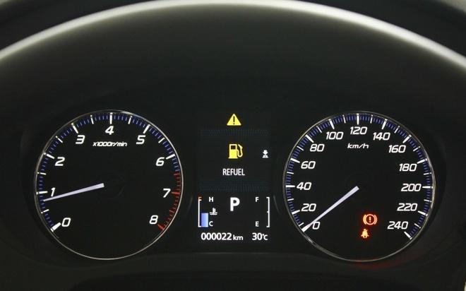 Mitsubishi Outlander 2016 dau tien tai VN, gia tu 1,1 ty hinh anh 8