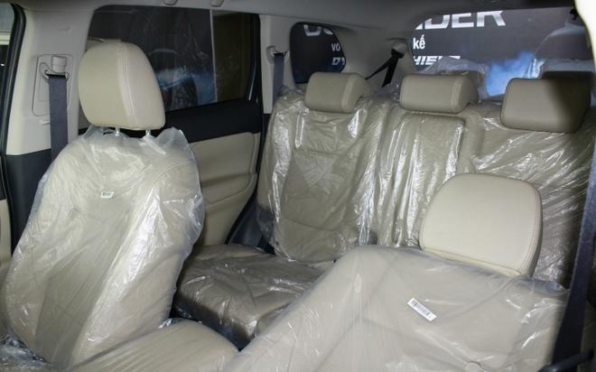 Mitsubishi Outlander 2016 dau tien tai VN, gia tu 1,1 ty hinh anh 11