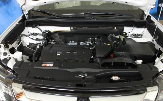 Mitsubishi Outlander 2016 dau tien tai VN, gia tu 1,1 ty hinh anh 12