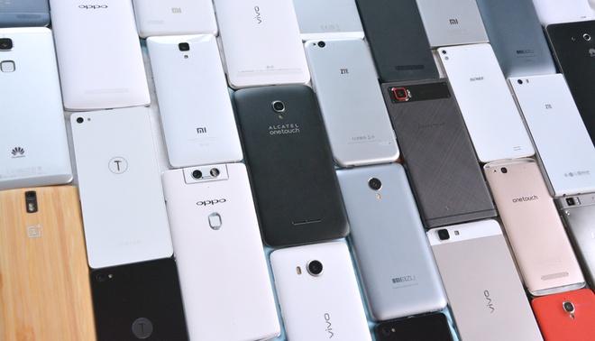 Huawei nham LG, Sony truoc khi danh Samsung, Apple o VN hinh anh 2