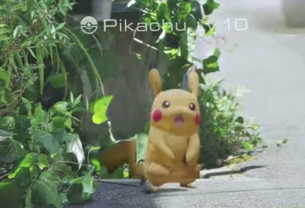 Vi sao Pokemon Go gay sot? hinh anh