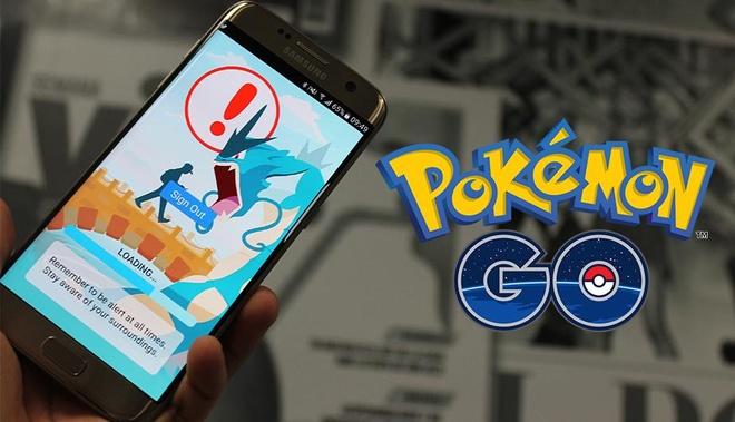 Pokemon Go khong thanh cong nho may man hinh anh