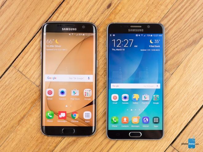 Vi sao Samsung bo qua Note 6 len Galaxy Note 7? hinh anh 1