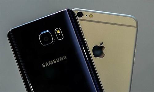 Samsung se danh phu dau iPhone 7 bang Galaxy Note 7 hinh anh