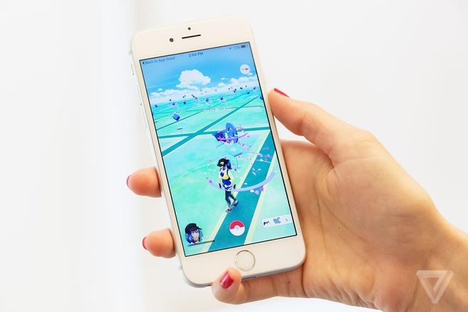 Nintendo tang gap doi gia tri von hoa nho Pokemon Go hinh anh