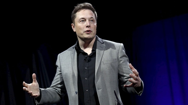 Elon Musk cong bo ke hoach de doa Uber hinh anh 1