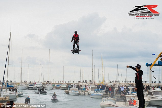 Flyboard Air - phuong tien tuong lai cua quan doi My hinh anh 2