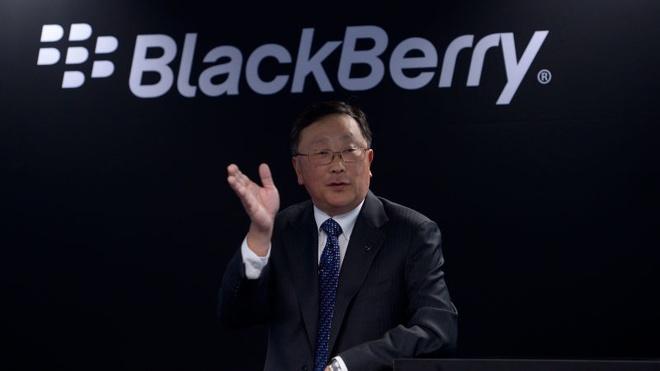 BlackBerry da bo cuoc hinh anh