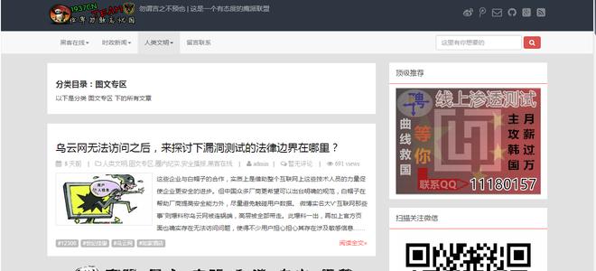 Hacker tu xung tan cong trang web Vietnam Airlines la ai? hinh anh 1