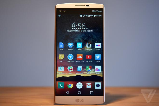 LG V20 ra mat thang 9, chay Android Nougat hinh anh 1