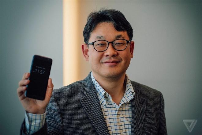Kim Gae Youn - nguoi dua Samsung tro lai dinh cao hinh anh