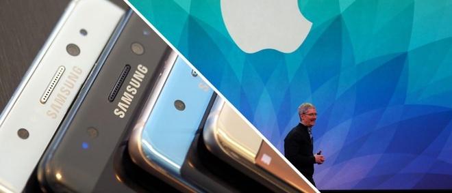 Note 7 la dau hieu dang mung cho Apple hinh anh