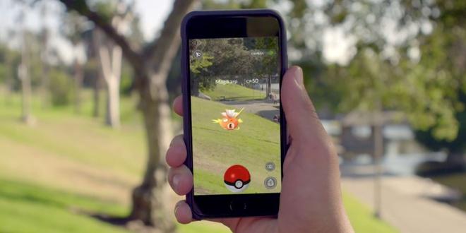 Cach tiet kiem pin khi choi Pokemon Go hinh anh