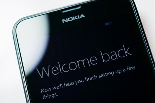 Ngay Nokia tro lai den gan hinh anh