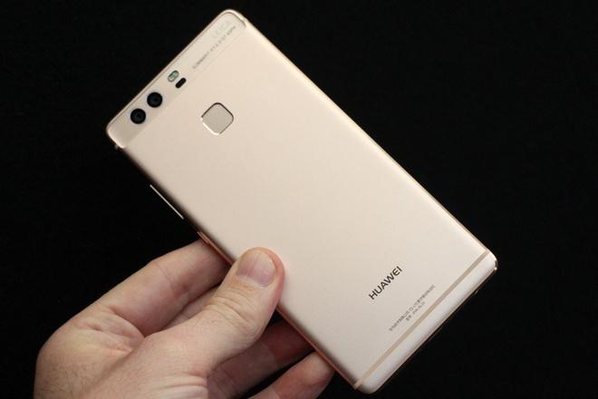 Huawei P9 duoc binh chon la smartphone tot nhat chau Au hinh anh