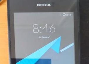 Lumia 525 chay Android 6.0 hinh anh