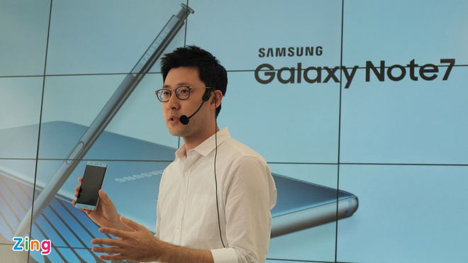 'Note 7 the hien thay doi trong chien luoc cua Samsung' hinh anh 1