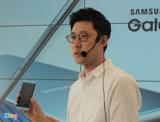 'Note 7 the hien thay doi trong chien luoc cua Samsung' hinh anh