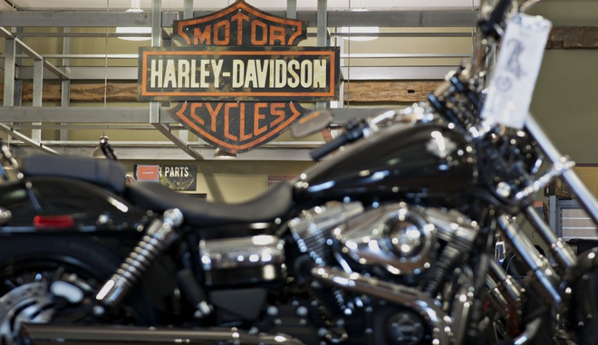 Harley-Davidson bi phat 12 trieu USD vi o nhiem moi truong hinh anh