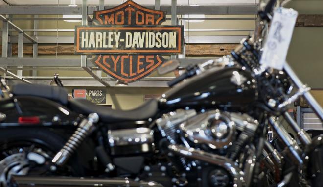 Harley-Davidson bi phat 12 trieu USD vi o nhiem moi truong hinh anh 1