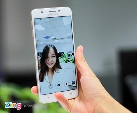 Dung thu Galaxy J7 Prime sap ban tai Viet Nam hinh anh