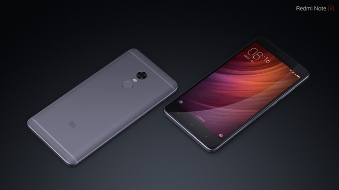 Xiaomi ra mat Redmi Note 4 gia tu 135 USD hinh anh